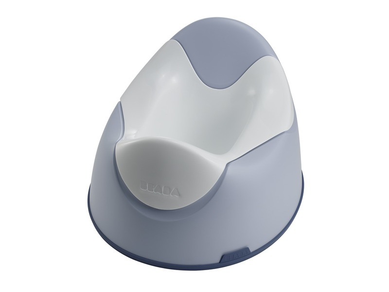 Nočník ergonomický modrý 1
