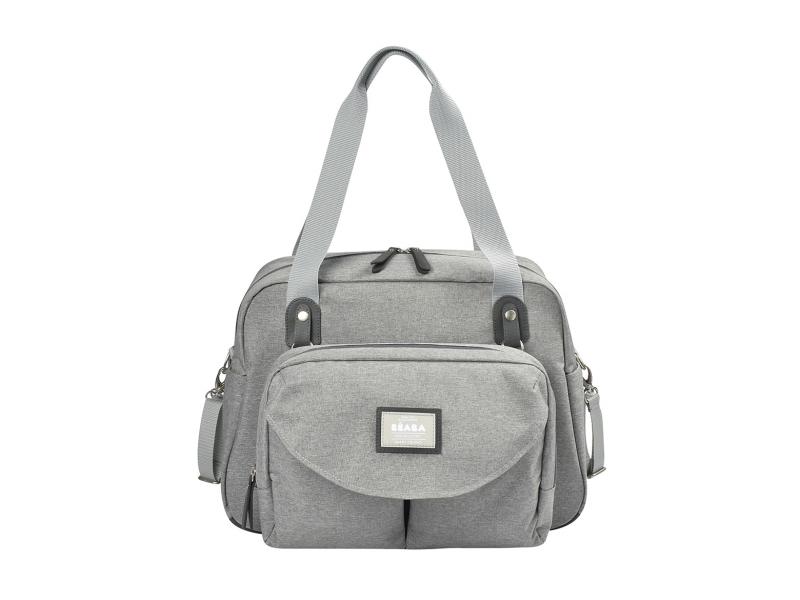 Přebalovací taška Geneva Grey 1