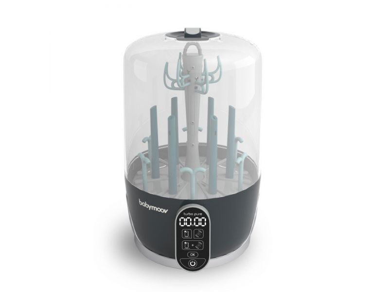 elektrický sterilizátor TURBO PURE 1