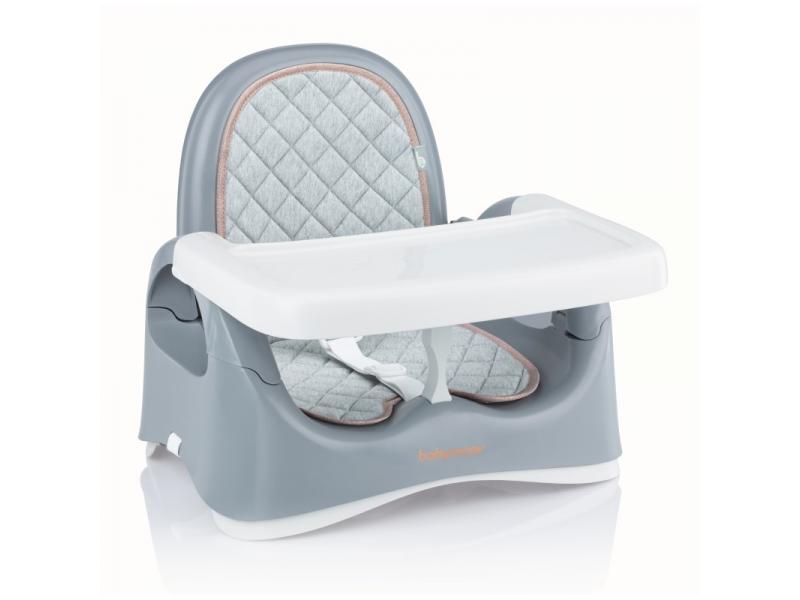 Plastová přenosná židlička Compact Seat Smokey 1