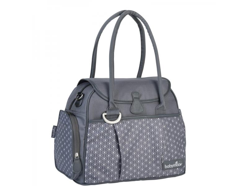 Babymoov Přebalovací taška Style Bag ZINC