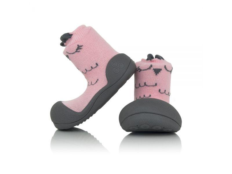 Botičky Cutie Pink S 1