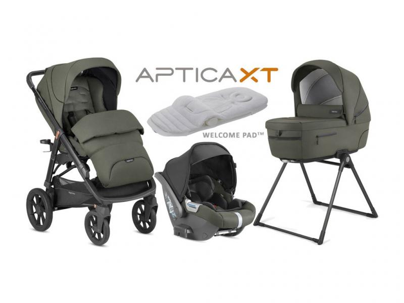 Aptica XT CAB systém 4v1 2021 Sequoia Green 1