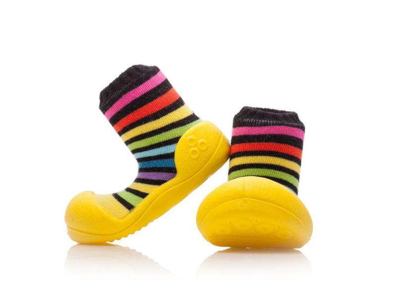 Botičky RainBow Yellow S 1