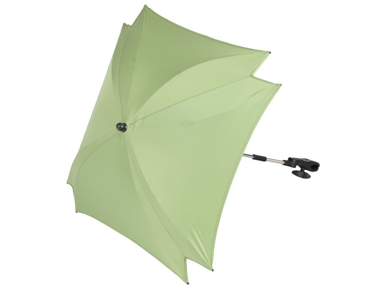 Zopa UV slunečník čtvercový zelený