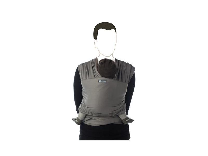 Babylonia TRICOT-SLEN COOL šátek na nošení dětí col. 956 moon mist grey
