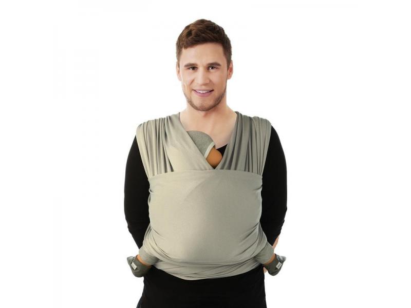 TRICOT-SLEN COOL šátek na nošení dětí col. 979 cream blush 1