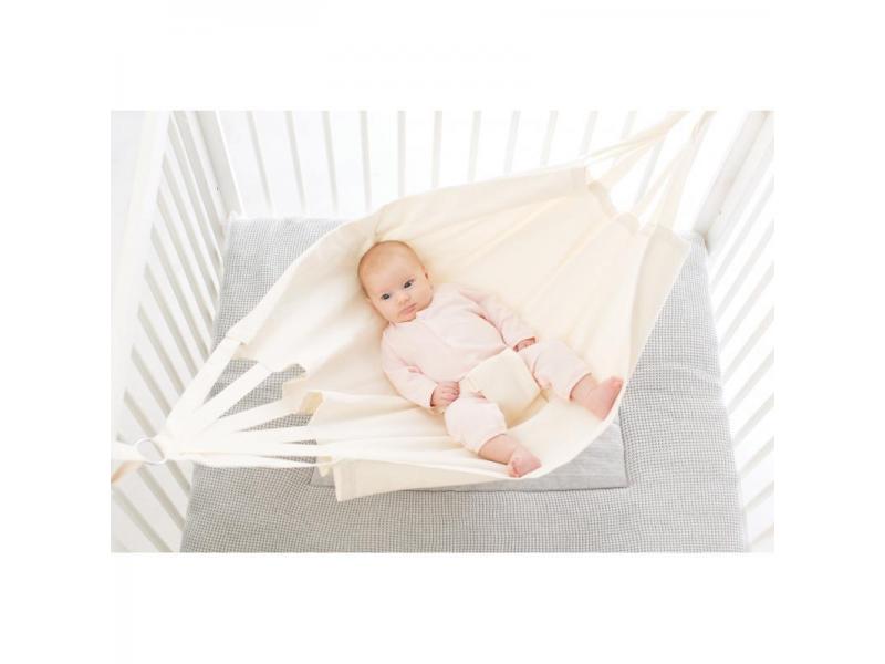 Baby Hammock závěsné houpací lůžko pro miminko col. 200 cream 1