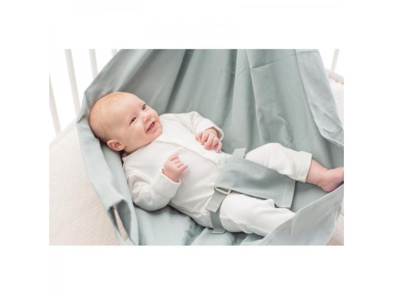 Babylonia Baby Hammock závěsné houpací lůžko pro miminko col. 730 sapphire