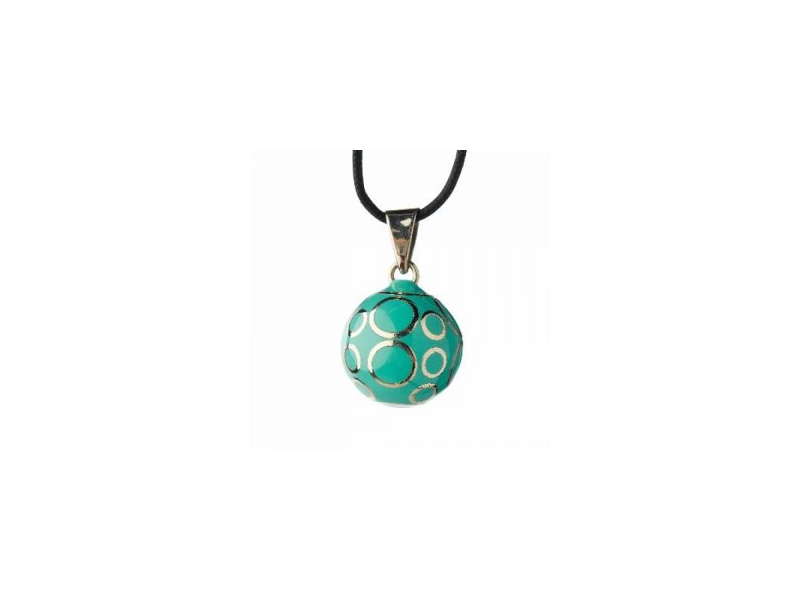 BOLA turquoise circles 1