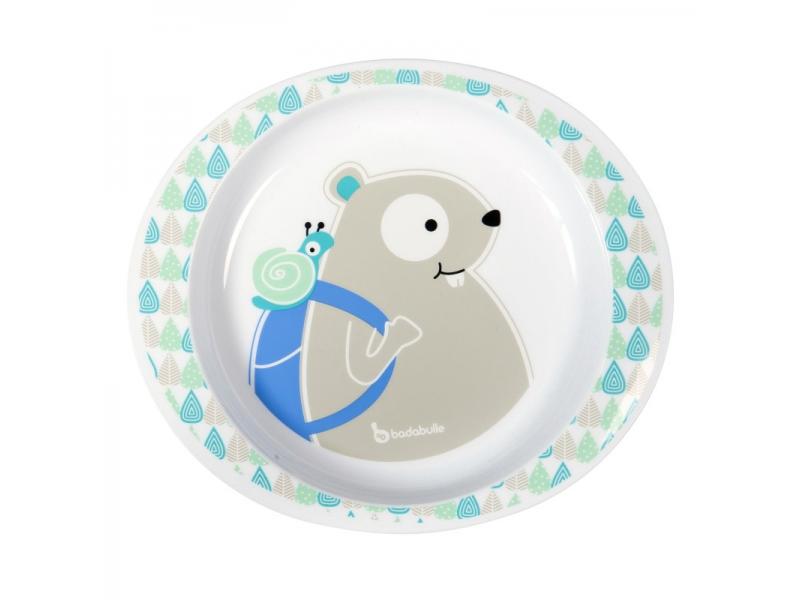 mělký talíř Bobr 1