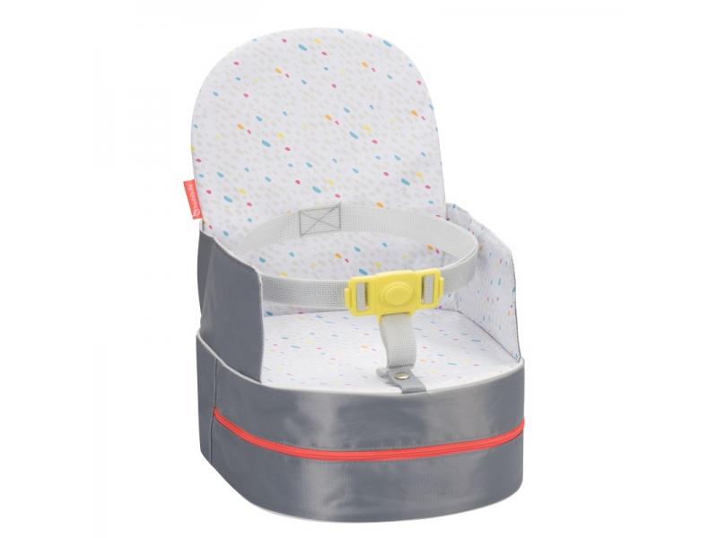 přenosná židlička 2v1 On-the-Go Grey 1