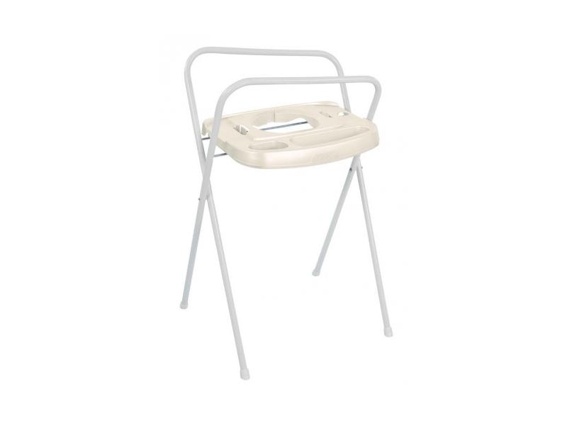 Bebe-jou Kovový stojan Click na vaničku 98cm perleťový