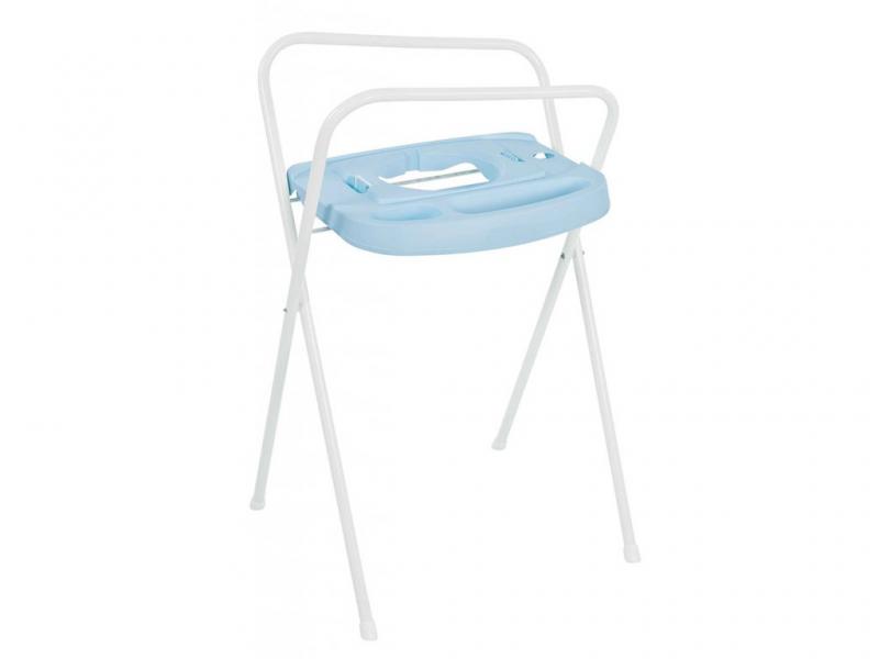 Bebe-jou Kovový stojan Click na vaničku 98cm Dream blue