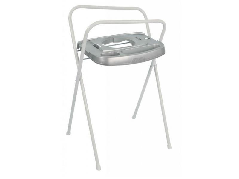 Bebe-jou Kovový stojan Click na vaničku 103cm Silver