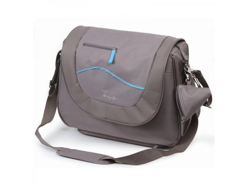 přebalovací taška B-Leisure Taupe 1