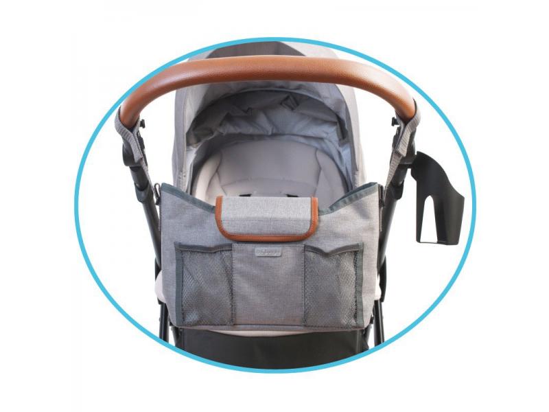 organizér B-Stroller Grey 1