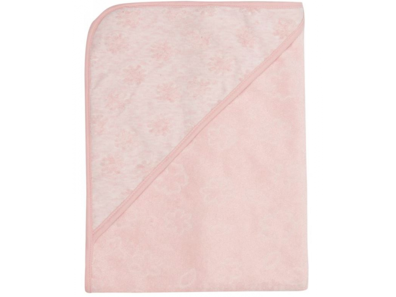 Ručník s kapucí froté Fabulous Blush Pink 1