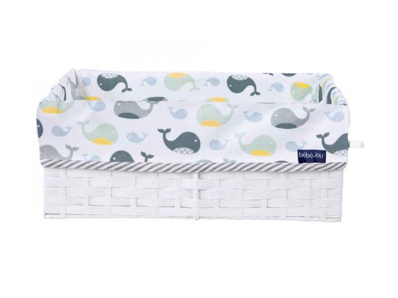 Bebe-jou Košík na kojenecké potřeby Wally Whale