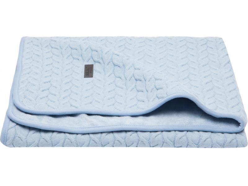 Dětská deka Samo 75x100 cm - Fabulous frosted blue 1