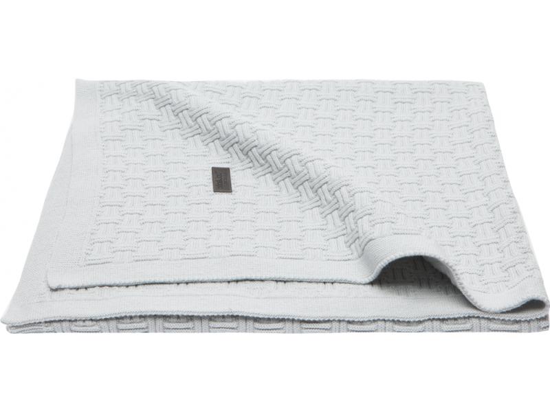 Dětská deka Mira 75x100 cm - Fabulous cloud grey 1