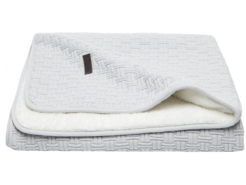 Dětská deka Mori 75x100 cm - Fabulous cloud grey 1