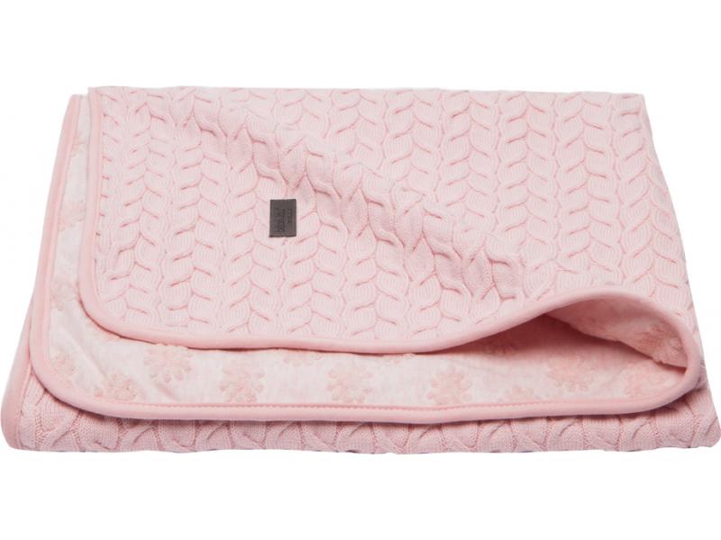 Dětská deka Samo 90x140 cm - Fabulous blush pink 1