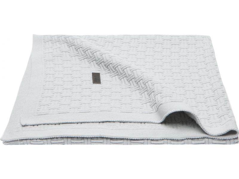 Dětská deka Mira 90x140 cm - Fabulous cloud grey 1