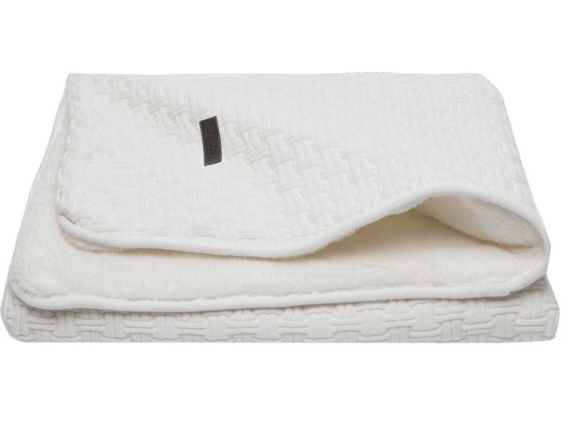 Dětská deka Mori 90x140 cm - Fabulous shadow white 1