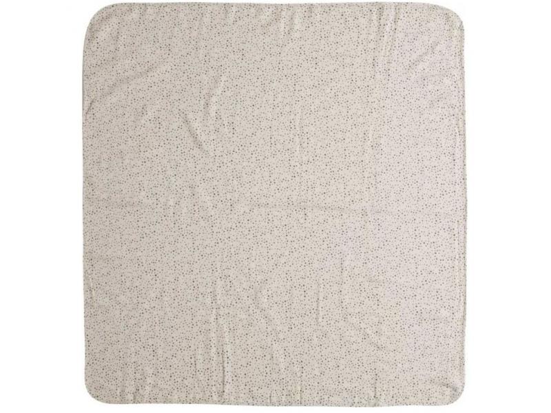 Mušelínová plenka 110x110 cm Fabulous Dots 1