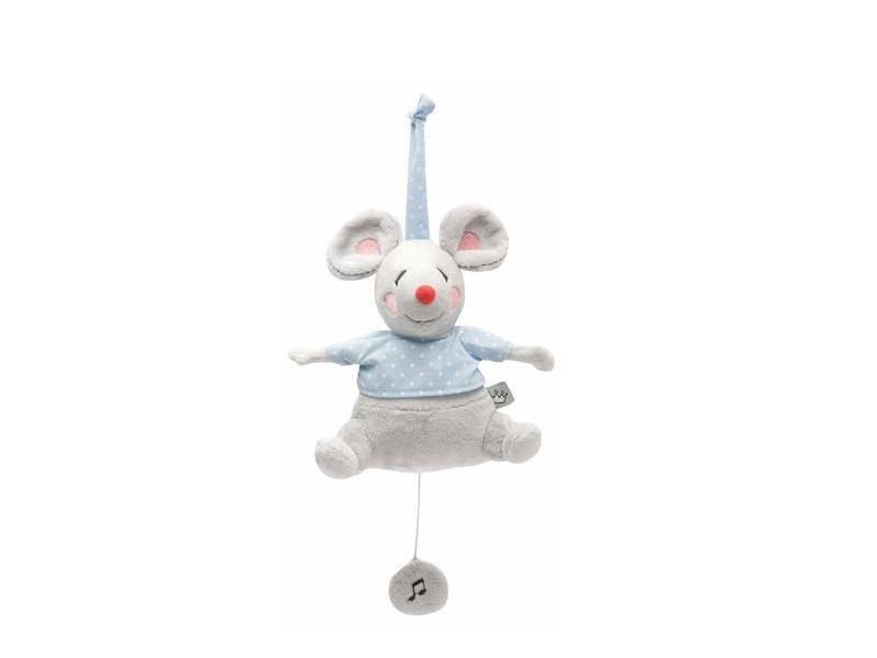 Musicbox plyšák Little Mice 1