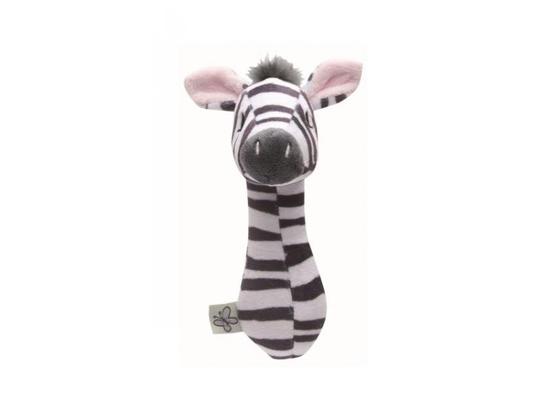 Plyšové štěrchátko Dinky Zebra 1