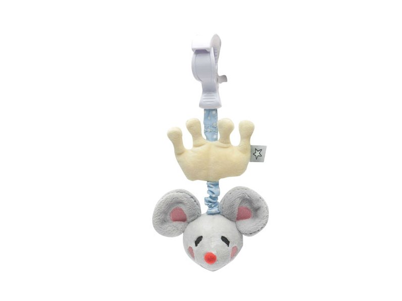 Plyšová natahovací myška Little Mice 1
