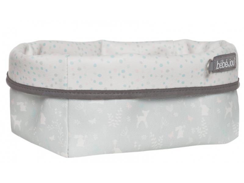 Textilní košík na kojenecké potřeby Sweet Deer 1