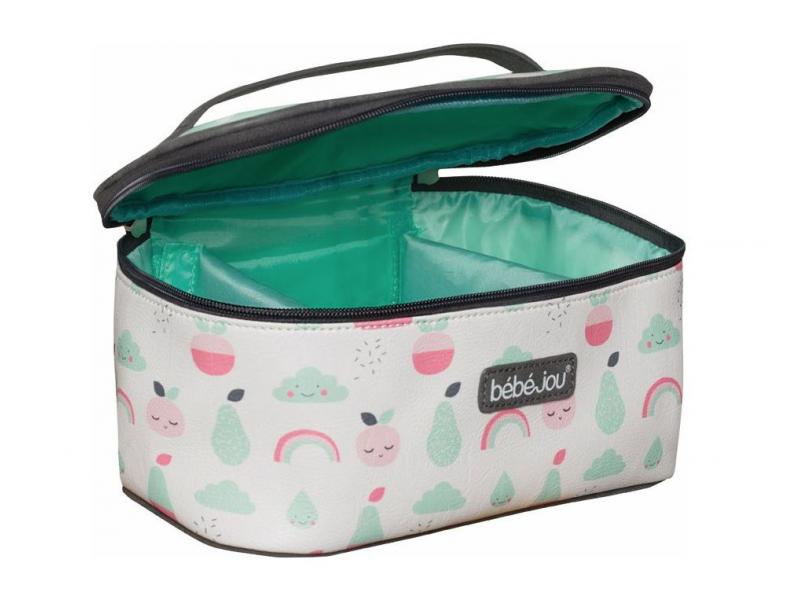 Beautycase kosmetická taška s odepínacím víkem Blush Baby 1