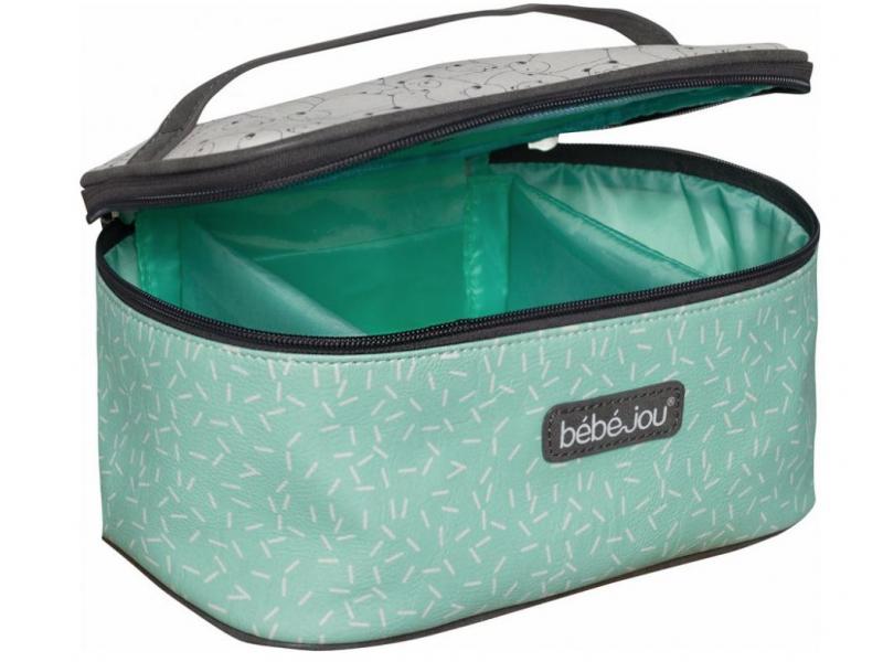 Beautycase kosmetická taška s odepínacím víkem Bo a Bing 1