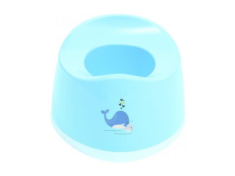 Bebe-jou Nočník oválný Wally Whale