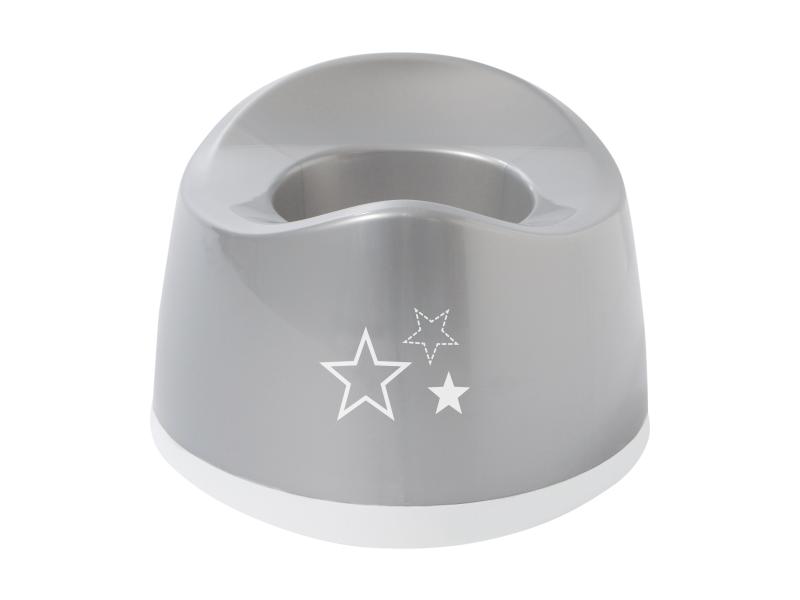 Nočník oválný Silver Stars 1