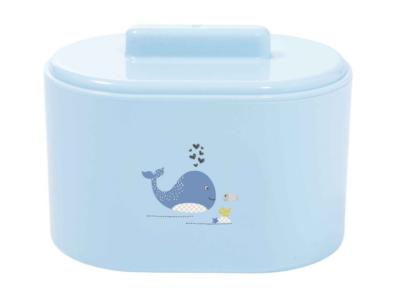 Bebe-jou Kombi-box Wally Whale