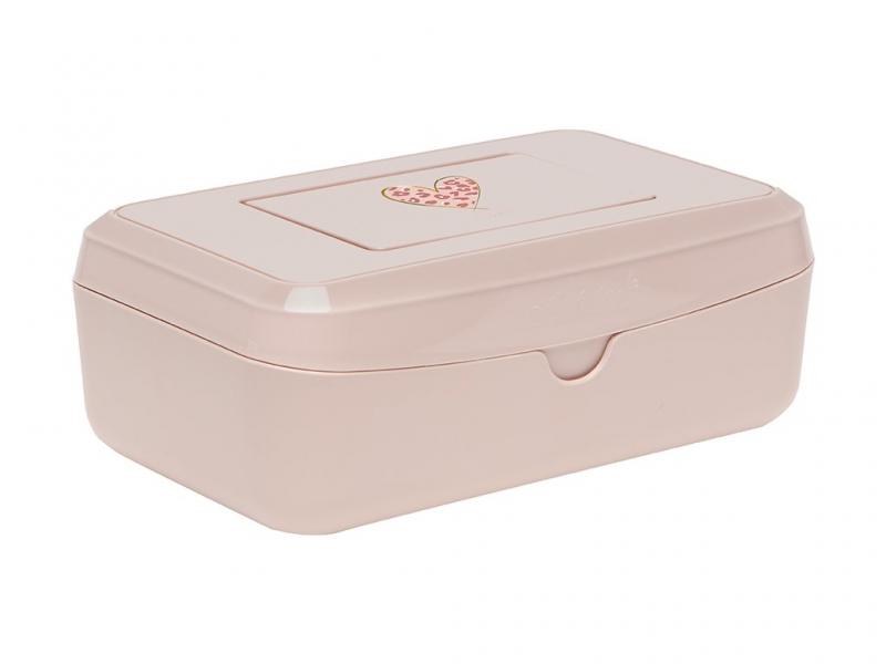 Box na ubrousky Leopard Pink 1