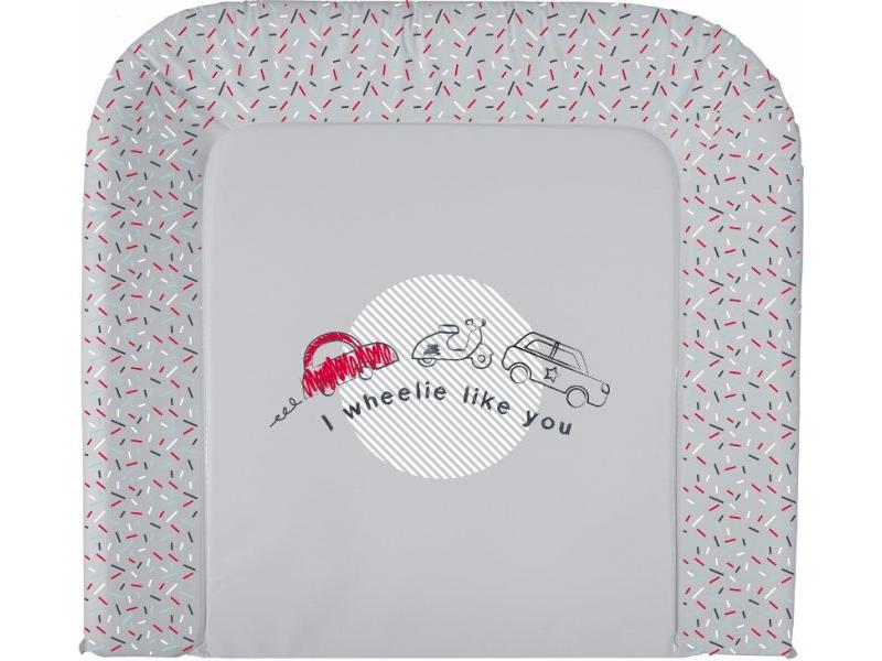 Bebe-jou Přebalovaci podlozka třístranná Wheely