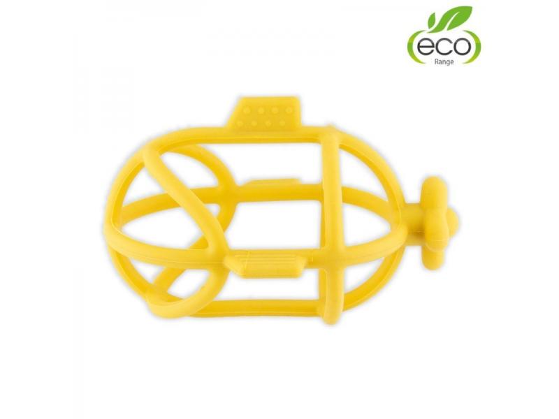 silikonové kousátko B-Submarine Yellow 1