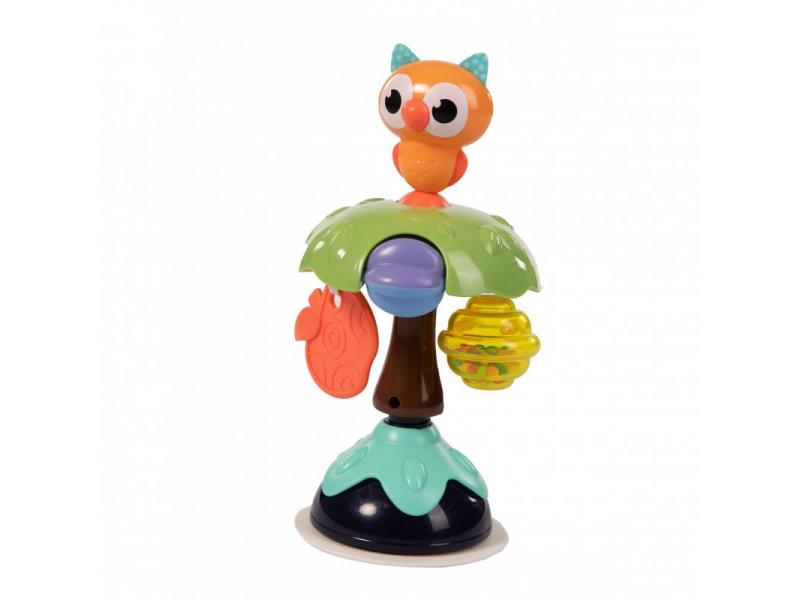 Hračka s přísavkou Smart Owl 1