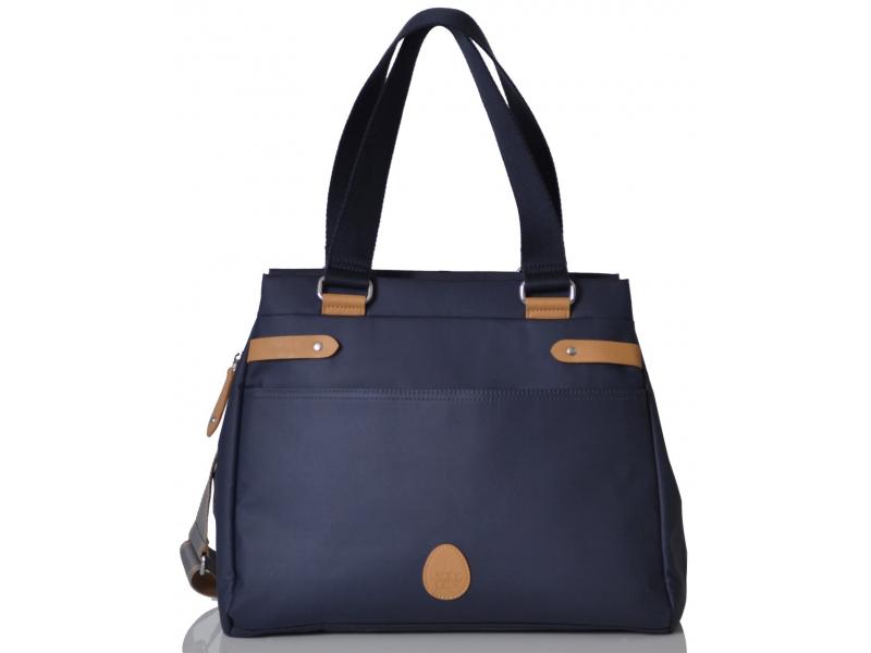 RICHMOND navy - kabelka i přebalovací taška 1