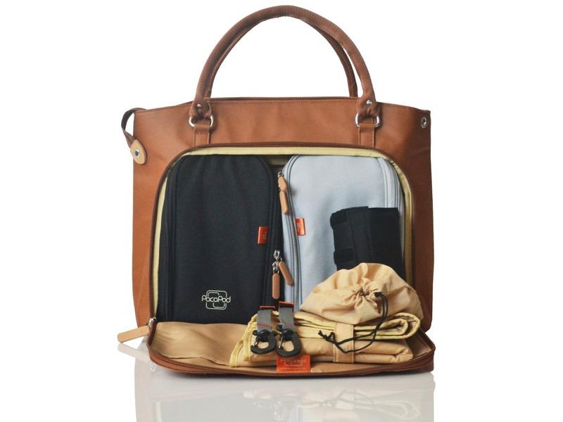 MIRANO světle hnědá - kabelka i přebalovací taška 2 649f056558e
