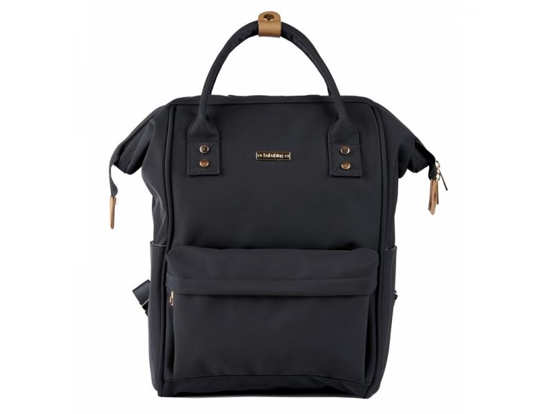 Přebalovací taška-batoh Mani, Black 1