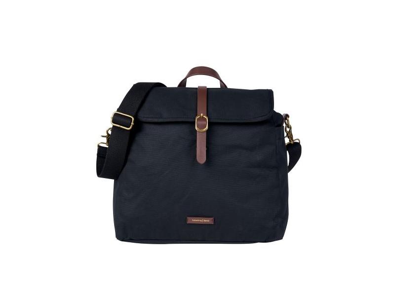 Přebalovací taška-batoh Barca Black 1