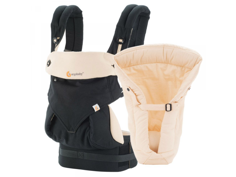 Ergobaby Set Bundle 360 Black/Camel