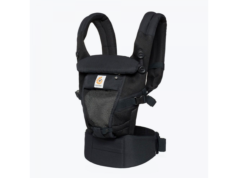 Ergobaby Nostíko - Adapt Cool Air Mesh - Onyx Black