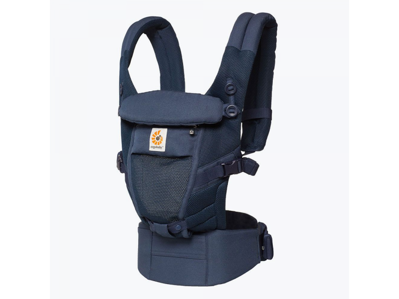 Ergobaby Nosítko - Adapt Cool Air Mesh - Deep Blue